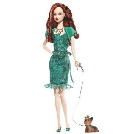May Birthstone Barbie(バービー) ドール 人形 フィギュア