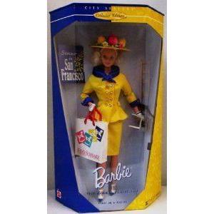 Summer in San Francisco Barbie(バービー) ドール 人形 フィギュア