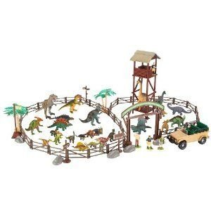 Animal Planet Mega Dino Park Playset