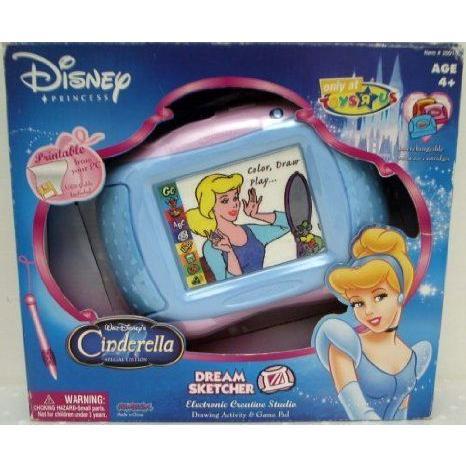 Disney (ディズニー) Princess Dream Sketcher *Exclusive Cinderella (シンデレラ) Special Edition* お