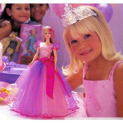 Barbie バービー Kelly Happy Birthday Tea Party NIA Doll AA LEMON HEAD Style (2003) 人形 ドール