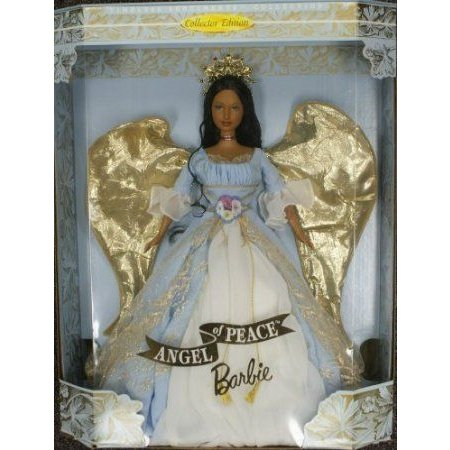 Barbie(バービー) Angel of Peace African American doll ドール 人形 フィギュア