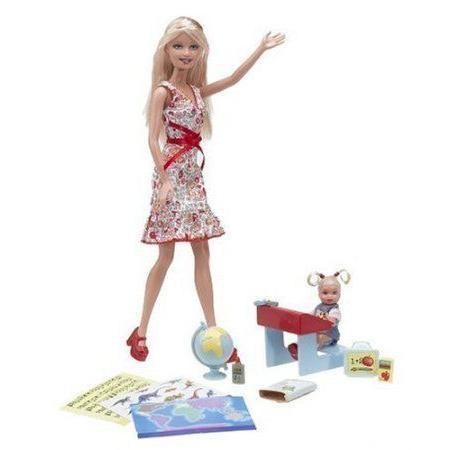 Barbie(バービー) Forever Teacher Barbie(バービー) Doll ドール 人形 フィギュア