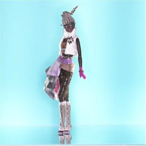 Barbie(バービー) ゴールド Label Byron Lars Chapeaux Collection COCO Doll - Second in Series ドール 人