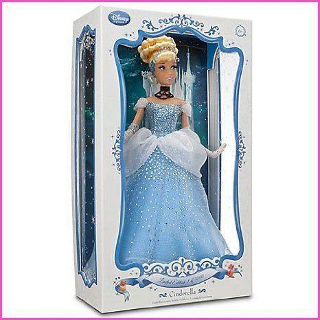 Disney (ディズニー)Exclusive 限定品 (限定品) Cinderella (シンデレラ) Doll - 18 Inches Tall -2012 R