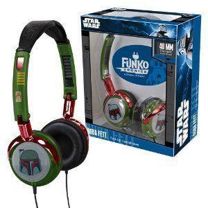 Funko (ファンコ) Boba Fett Fold-Up Headphones おもちゃ