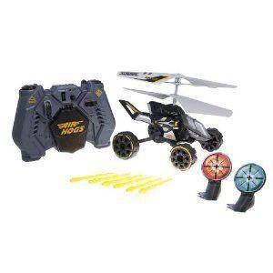 Air Hogs RC Drop Strike - 黒 おもちゃ