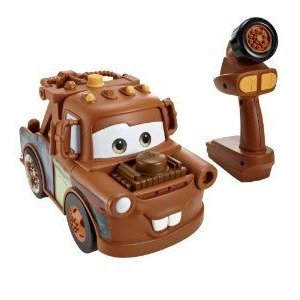 Cars 2 (カーズ2) R/C EZ Drivers Mater 自動車 車 おもちゃ