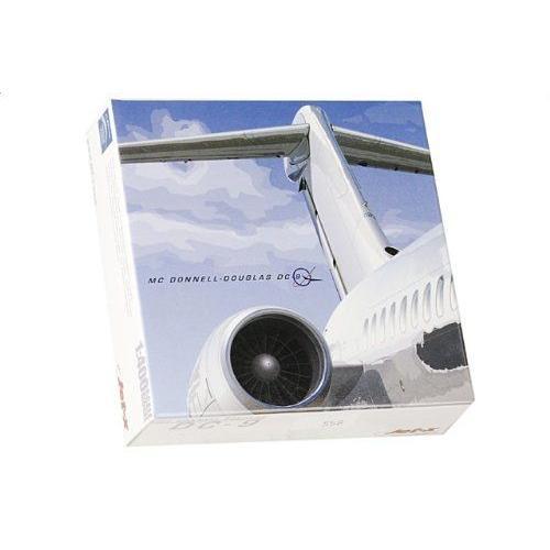 1:400 Jet-X 400 コレクション 558 マクドナルド ダグラス DC-9 ダイキャスト モデル Airborne エクスプ