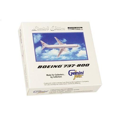 1:400 ジェミニジェット GJTAF234 ボーイング 737-800 ダイキャスト モデル ROCAF