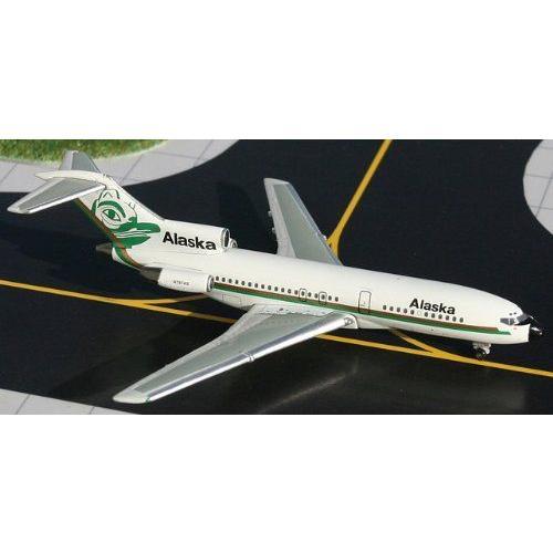 1: 400 ジェミニジェット Alaska 航空 ボーイング 727-100 Totem Pole Colors
