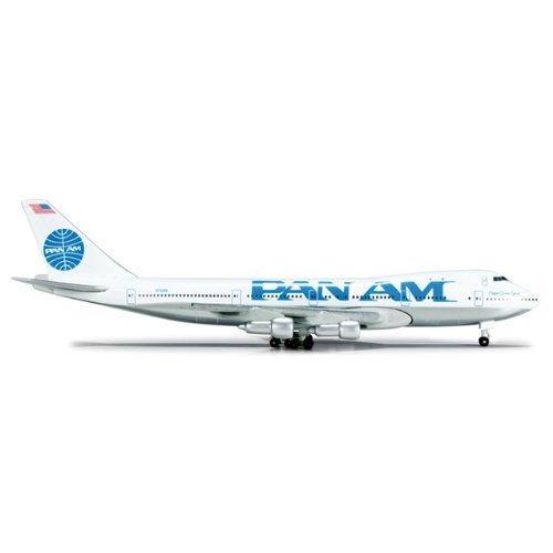 1: 500 ヘルパウィング Pan Am ボーイング 747-100 Billboard Titles, Clipper Ocean Spray