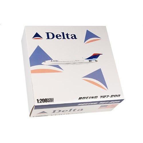1:200 Jet-X 200 コレクション VL010 ボーイング 727-200 ダイキャスト モデル デルタ Air Lines N282WA