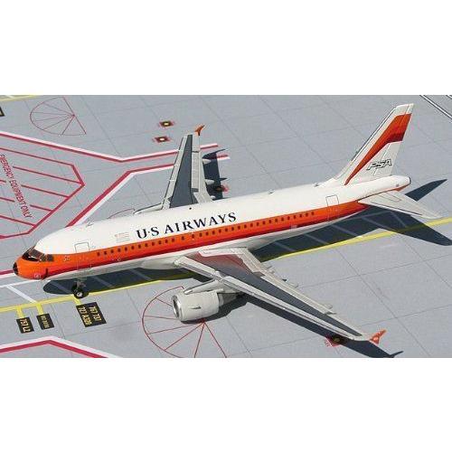 1: 200 ジェミニジェット US 航空 エアバス 319 PSA Heritage Livery