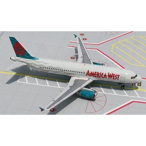 1: 200 ジェミニジェット America West 航空 エアバス 320
