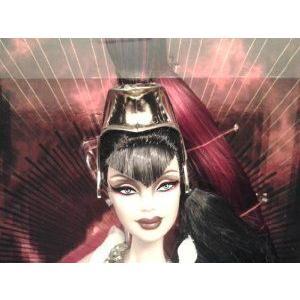 Barbie(バービー) Athena Doll ゴールド Label ドール 人形 フィギュア
