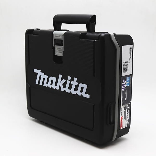 new! マキタ 純正品フルセット TD172DRGXB 充電式インパクトドライバ ブラック 18V 6.0Ah Makita inage78