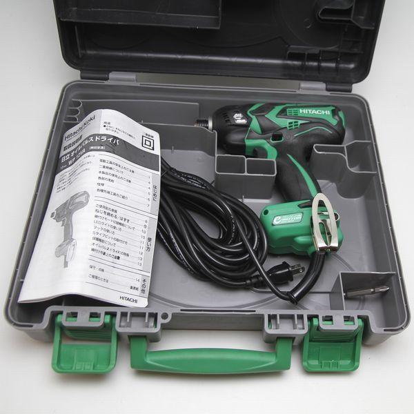 未使用品 日立工機 Hitachi Koki オイルパルスドライバ WP12VA(SC)|inage78|02