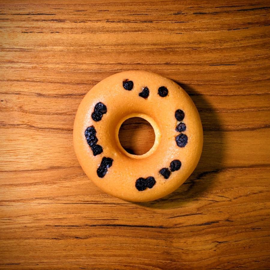 贅沢なチョコチップ 米粉100%手焼きドーナツ グルテンフリー 油で揚げてない! 小麦粉不使用 inahoya 02