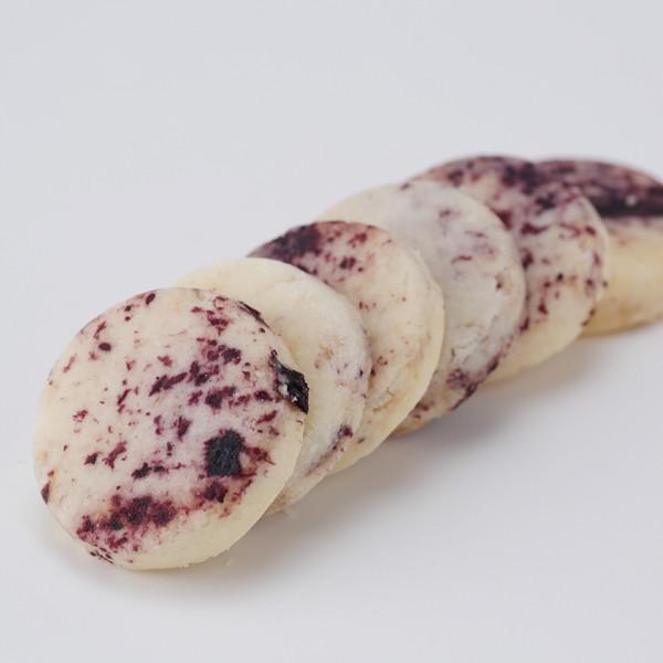 パイポン畑 ブルーベリー 米粉100%手焼きクッキー×4個 グルテンフリー 自家自然栽培|inahoya|03
