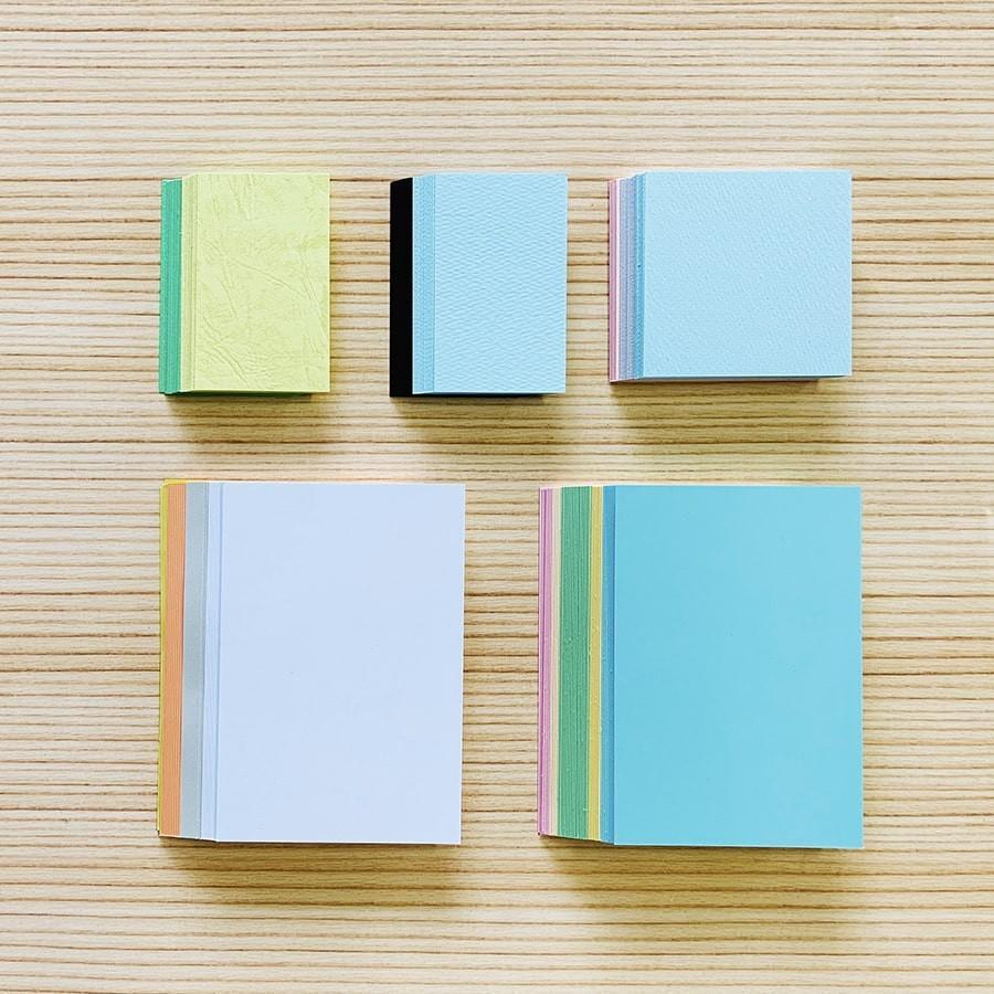 カード詰め合わせ(200枚程度入 1セット)|様々な大きさのカードを詰め合わせたお得なセット|inasatukurashi|02