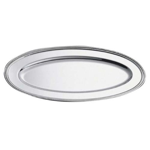 SW 18-8魚皿 B渕 26インチ (業務用)(送料無料)