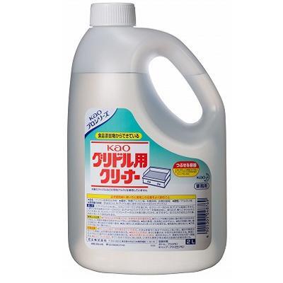 (業務用/新品) 花王 グリドルクリーナー / 2L×3本(送料別)