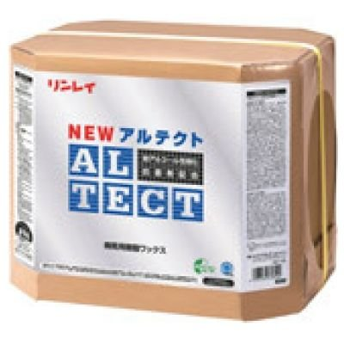 ワックス リンレイ 病院用樹脂ワックス NEWアルテクト 18L /送料無料