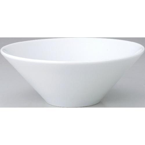 水明 白 24cmボール 高さ9.3(mm)/業務用/新品/10個入り