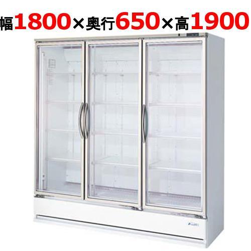 業務用リーチインショーケース(冷蔵タイプ) MRS-60GWTR6(旧型番:MRS-60GWTR5) 福島工業/送料無料 幅1800×奥行650×高さ1900