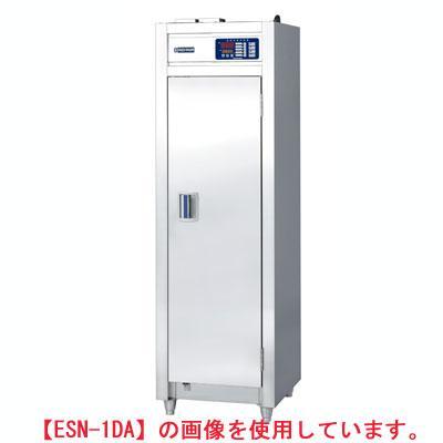 ニチワ 食器消毒保管機(電気式) 幅570×奥行550×高さ1850 (ESN-1DA(片面扉)) (業務用)