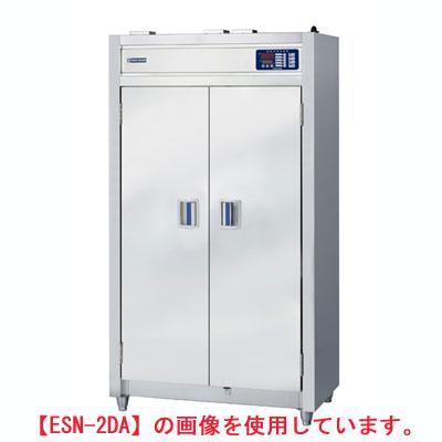 ニチワ 食器消毒保管機(電気式) 幅1360×奥行550×高さ1850 (ESN-2LDHA(片面扉)) (業務用)