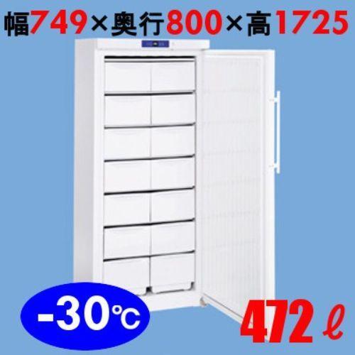【振込限定価格】 ダイレイ 冷凍ストッカー 縦型無風 -30度 472L (SD-521) (業務用) 幅749×奥行800×高さ1725