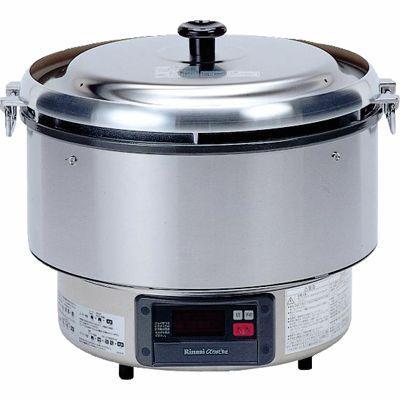 リンナイ ガス炊飯器 5升炊 3.6から9.0リットル (RR-50G1) (業務用) 幅543×奥行500×高さ460