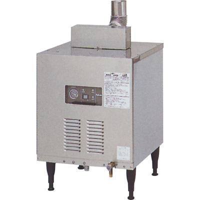 食器洗浄器用 業務用マルゼン 強制排気式ガスブースター 屋外排気用 WB-34P/送料無料 幅460×奥行475×高さ730(830)