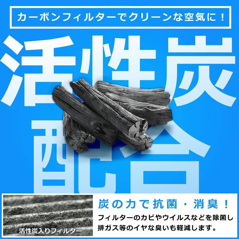 ベントレー  ベンテイガ 2015年11月〜 エアコンフィルター 活性炭入  Bentley inex-2 03