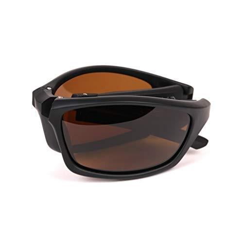L.S.D. Designs LSD パッカブルサングラス タイプ1 折り畳み式 偏光グラス 専用ネオプレーン ソフトケース 付き サン