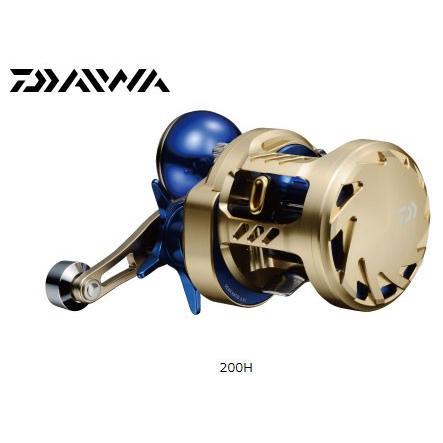 ●ダイワ ミリオネア バサラ 200H(右ハンドル) 【まとめ送料割】