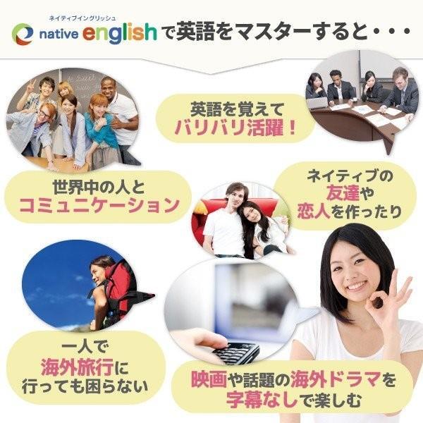 わずか24日間CDを流して聞くだけ 英語・英会話教材の新定番ネイティブイングリッシュ(送料無料)|infofactory|04