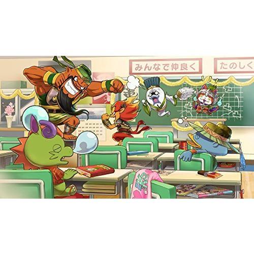 妖怪三国志 (封入特典『コマさん孫策』武将レジェンドメダル 同梱) - 3DS|inkgekiyasu|02