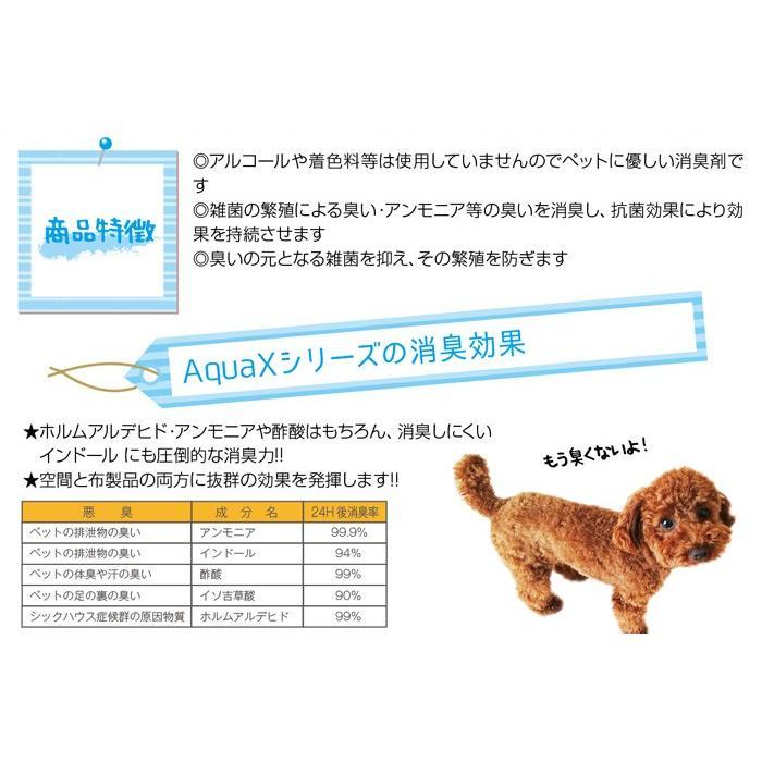 Aqua-X ペット消臭スプレー【250ml】 innocent-coltd-y 02