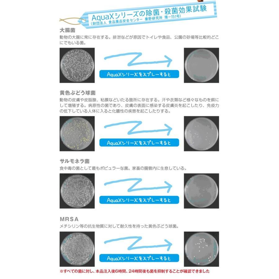 Aqua-X ペット消臭スプレー【250ml】 innocent-coltd-y 03