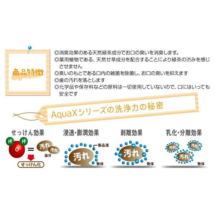 Aqua-X ペットお口専用プレースプレー【100ml】 innocent-coltd-y 02