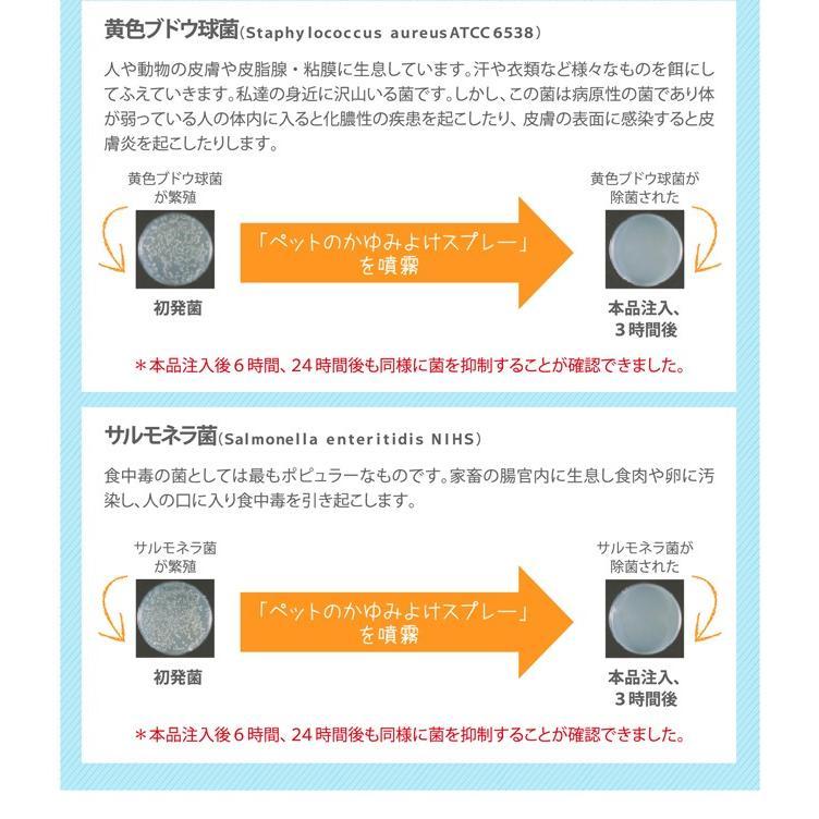 Aqua-X ペットかゆみよけスプレー【120ml】 innocent-coltd-y 04