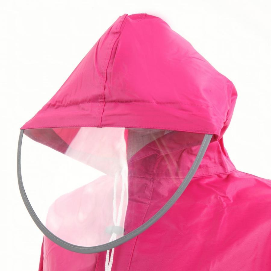 レインコート 自転車ポンチョ 自転車 カッパ 河童 帽子 ハンドル カバー 袖付き 雨 傘 雨具 雨合羽 おしゃれ 防水 レインウェア レディース メンズ innovationfactory247 14