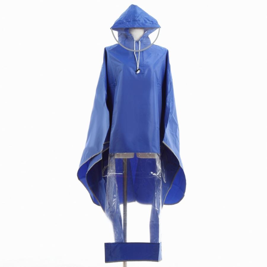 レインコート 自転車ポンチョ 自転車 カッパ 河童 帽子 ハンドル カバー 袖付き 雨 傘 雨具 雨合羽 おしゃれ 防水 レインウェア レディース メンズ innovationfactory247 16