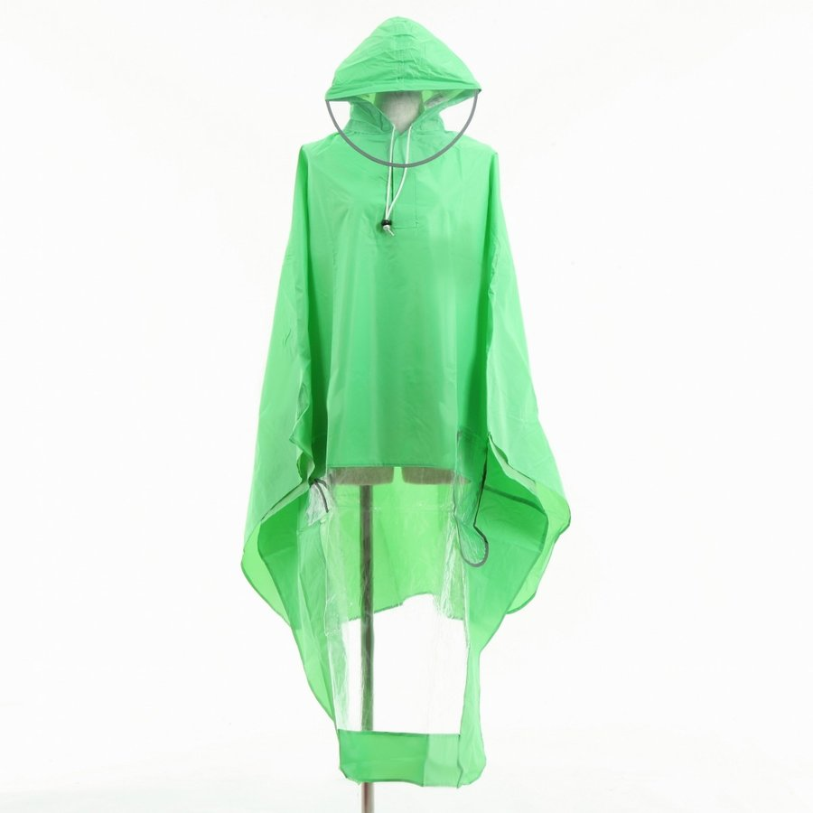 レインコート 自転車ポンチョ 自転車 カッパ 河童 帽子 ハンドル カバー 袖付き 雨 傘 雨具 雨合羽 おしゃれ 防水 レインウェア レディース メンズ innovationfactory247 21