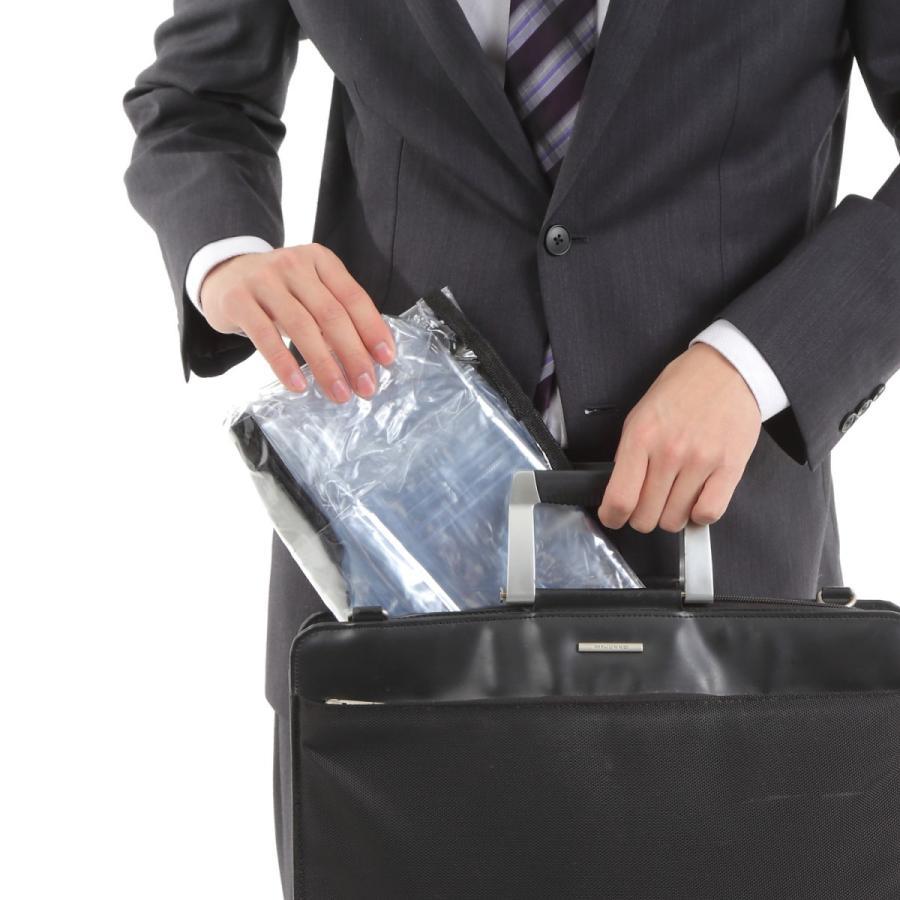 スーツケース スーツカバン レインカバー キャリーバッグ 防水 傷 汚れ 雨 保護 旅行 出張 クリア 透明 ラゲッジ ワゴン ビニール トラベル|innovationfactory247|10