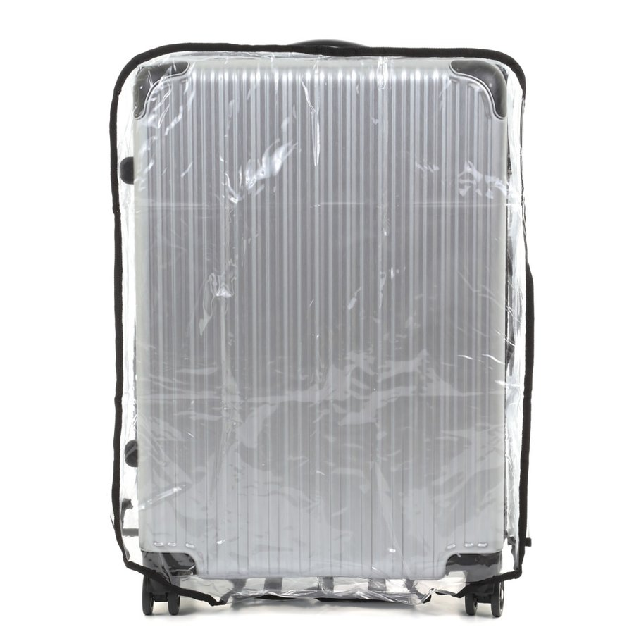 スーツケース スーツカバン レインカバー キャリーバッグ 防水 傷 汚れ 雨 保護 旅行 出張 クリア 透明 ラゲッジ ワゴン ビニール トラベル|innovationfactory247|05