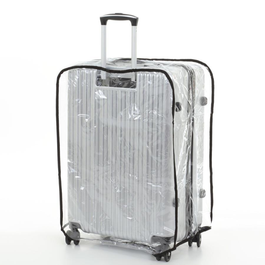 スーツケース スーツカバン レインカバー キャリーバッグ 防水 傷 汚れ 雨 保護 旅行 出張 クリア 透明 ラゲッジ ワゴン ビニール トラベル|innovationfactory247|21